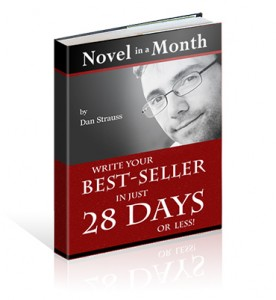 Write Your Novel in 28 Days!  